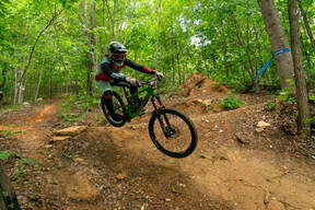 Photo of Cole FIENE at Windrock