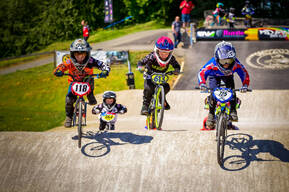 Photo of Groves, Kitching, Kucharik at Coppull BMX