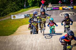 Photo of Beasley, Devine, Gordon, Mather, Munro at Coppull BMX
