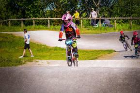 Photo of Holly RICHARDSON at Coppull BMX