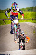 Photo of Ruby MOORES at Coppull BMX