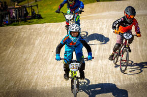 Photo of Hickman, Mounsey at Coppull BMX