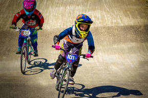 Photo of Lucy STEPHENSON at Coppull BMX