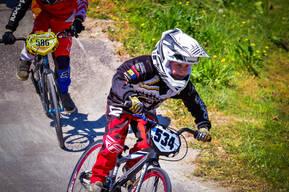 Photo of Roman TICKLE at Coppull BMX