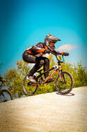 Photo of Dylan HARGREAVES (u17) at Coppull BMX