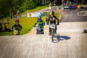 Photo of Berry, Dyson, Lewis at Coppull BMX