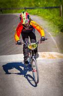Photo of James ALLEN (u12) at Coppull BMX