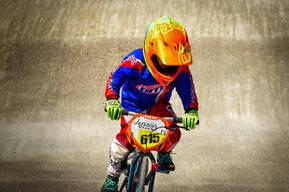 Photo of Jenson CLARKE at Coppull BMX