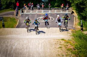 Photo of Ambler, Fox-cooper, Hamnett-steen, Morrison, Richardson at Coppull BMX