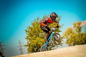 Photo of Matthew GILSTON at Coppull BMX