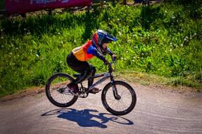 Photo of Jack DEVINE at Coppull BMX