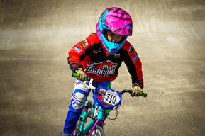 Photo of Hannah MACKIE at Coppull BMX
