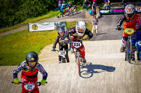 Photo of Ballantyne, Berry, Tickle at Coppull BMX