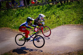 Photo of Mullen, Tickle at Coppull BMX