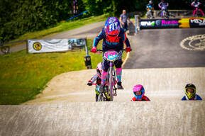 Photo of Grace GERRARD at Coppull BMX