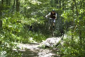 Photo of Levi BROWN at Glen Park