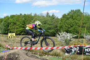 Photo of Katie MELVILLE at Castlewood