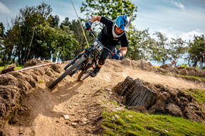 Photo of Tyler ANDERSON at Castlewood