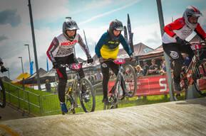 Photo of James SANKEY at Cyclopark
