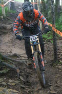 Photo of Andrew RECKER at Snowshoe