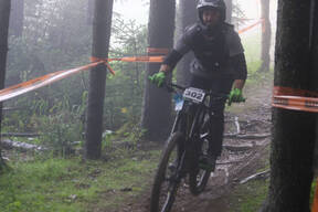 Photo of Anthony BROWN (east) at Snowshoe