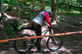 Photo of Kenny SAUNDERS at Snowshoe