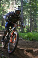 Photo of Alex ANDERSON (pro) at Silver Mtn, Kellogg, ID
