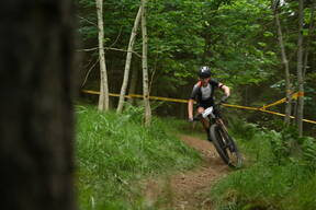 Photo of Feargus PEARSON at Glentress