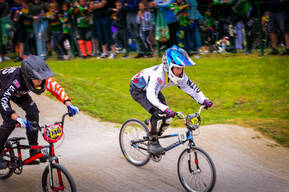 Photo of Tyler ANDERSON at Crewe BMX