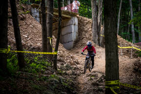 Photo of Kenny SAUNDERS at Blue Mtn