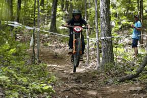 Photo of Simon MILLER at Powder Ridge, CT