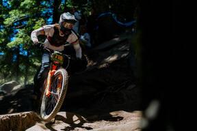 Photo of Vann POLLARD at Tamarack Bike Park, ID