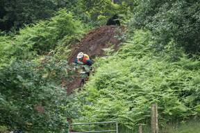 Photo of Steve MELVILLE at Boltby
