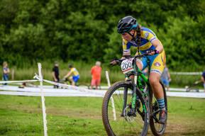 Photo of Rebecca WOODVINE at Sunnybank Farm