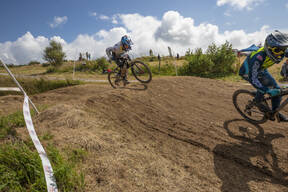 Photo of Tyler ANDERSON at Falmouth 4x