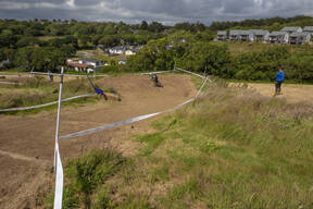Photo of Nicolas RODGERS at Falmouth 4x