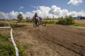 Photo of Harry KIRBY at Falmouth 4x