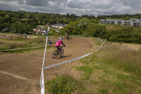 Photo of Harry BAILEY at Falmouth 4x