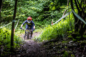 Photo of an untagged rider at East Meon