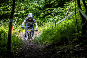 Photo of Aaron MILLER at East Meon