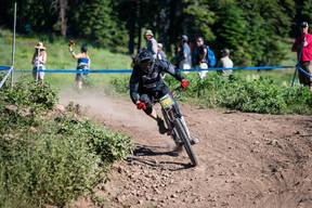 Photo of Nathan FLETCHER at Tamarack Bike Park, ID