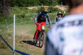 Photo of James SILVERIA at Tamarack Bike Park, ID