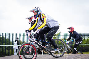 Photo of Kim, David, David at Gosport BMX