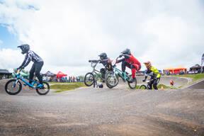 Photo of Casey, Jos, Brynley, Jason at Gosport BMX