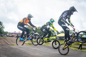 Photo of Bryn, Gary, Stephen at Gosport BMX