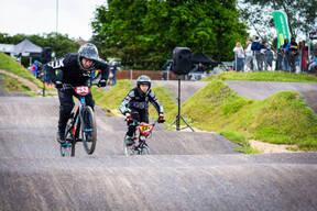 Photo of David, Ike at Gosport BMX