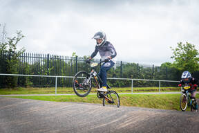 Photo of Noah TURNER at Gosport BMX