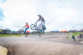 Photo of Daniel, Billy at Gosport BMX