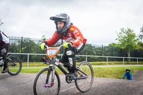 Photo of Jalilah PATEL at Gosport BMX