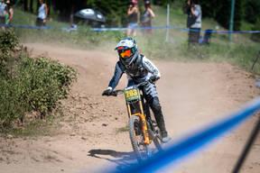 Photo of Adam OSTOJA at Tamarack Bike Park, ID